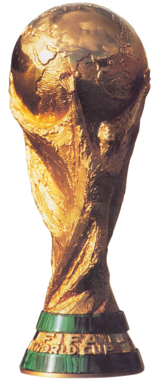 Cup Football Png Football-world-cup-trophy